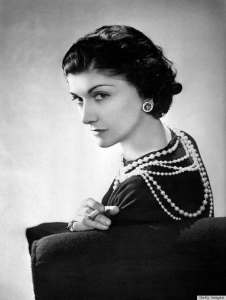 Coco Chanel, French couturier. Paris, 1936 LIP-283